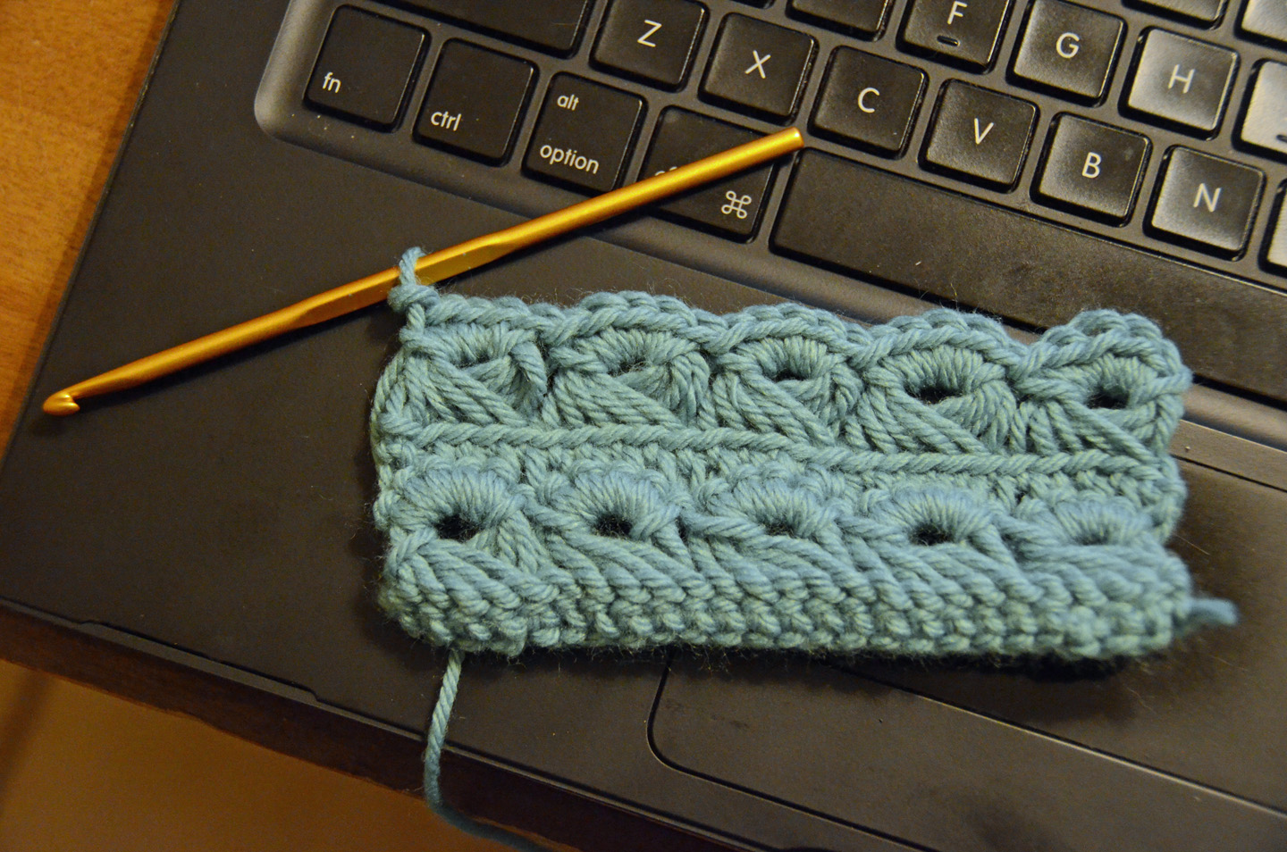 The wonders of YouTube (and yarn) | The Morning District