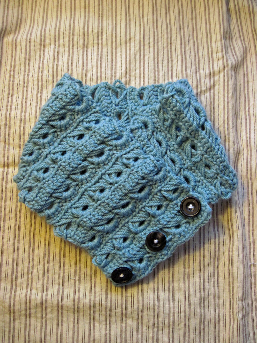 broomstick lace | The Morning District