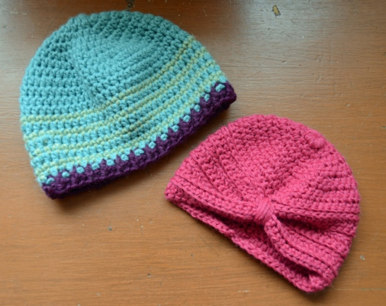 Little baby hats