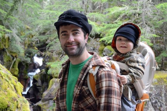 Boys trail of the cedars